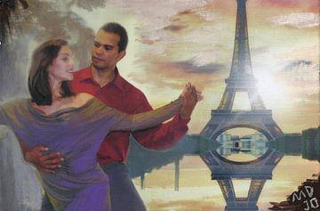 parijs tango van MD JO