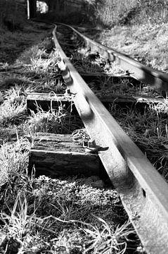 verlaten spoor van nilix fotografie