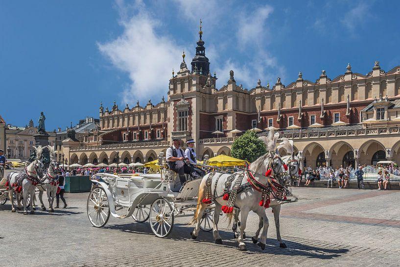 Cracow, Poland van Gunter Kirsch