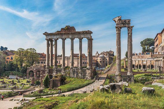 Rom, Italien von Gunter Kirsch