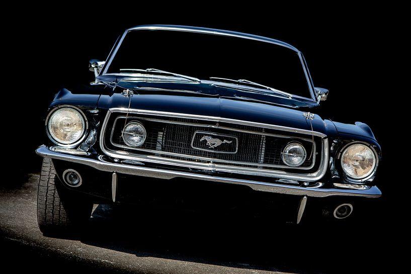 Ford Mustang sur marco de Jonge