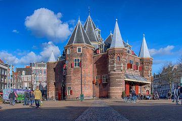 Waag gebouw Amsterdam van