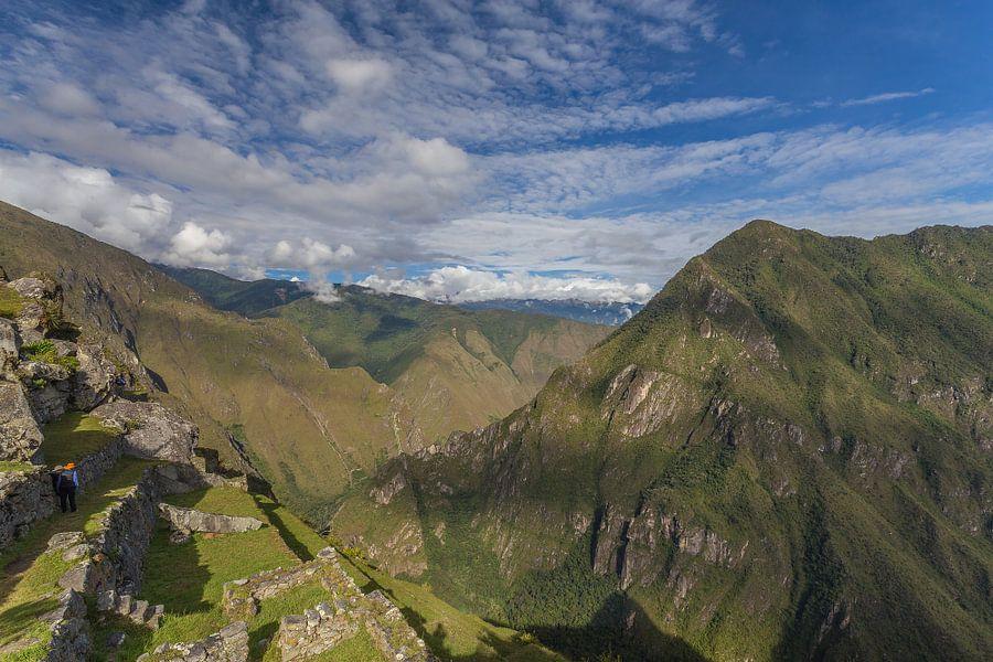 A morning @ Machu Picchu (Peru) - part four van Tux Photography