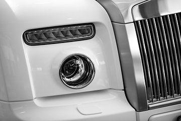 Rolls-Royce van