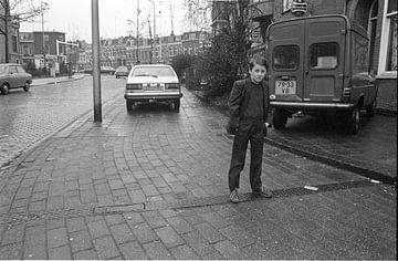 Jongen in Bottendaal Nijmegen van Ger Loeffen