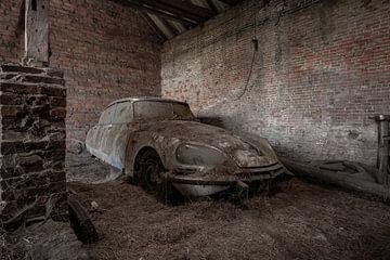 Citroën DS van Robbert Wille