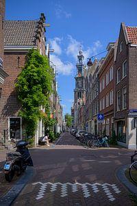 Aan de voet van die Ouwe Wester van Foto Amsterdam/ Peter Bartelings