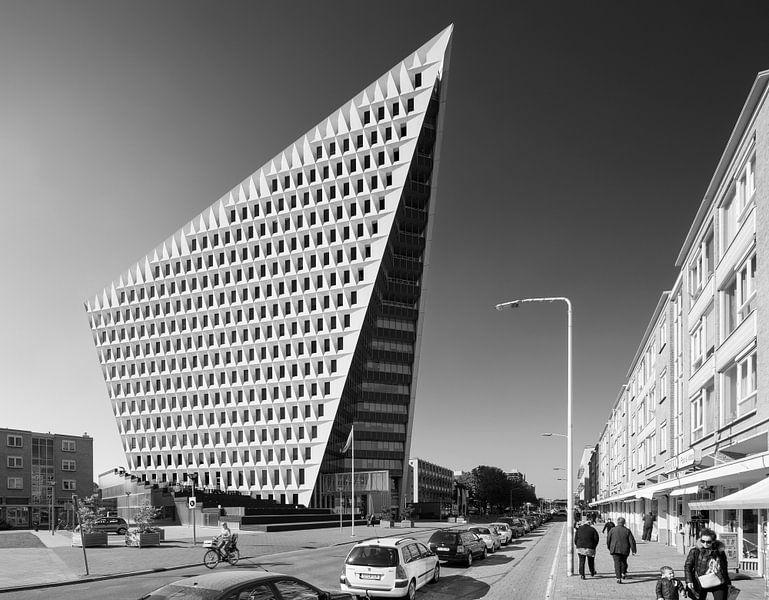 Stadskantoor Leyweg Den Haag van Raoul Suermondt