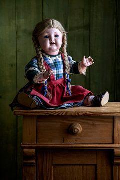 antike Puppe von Jürgen Wiesler