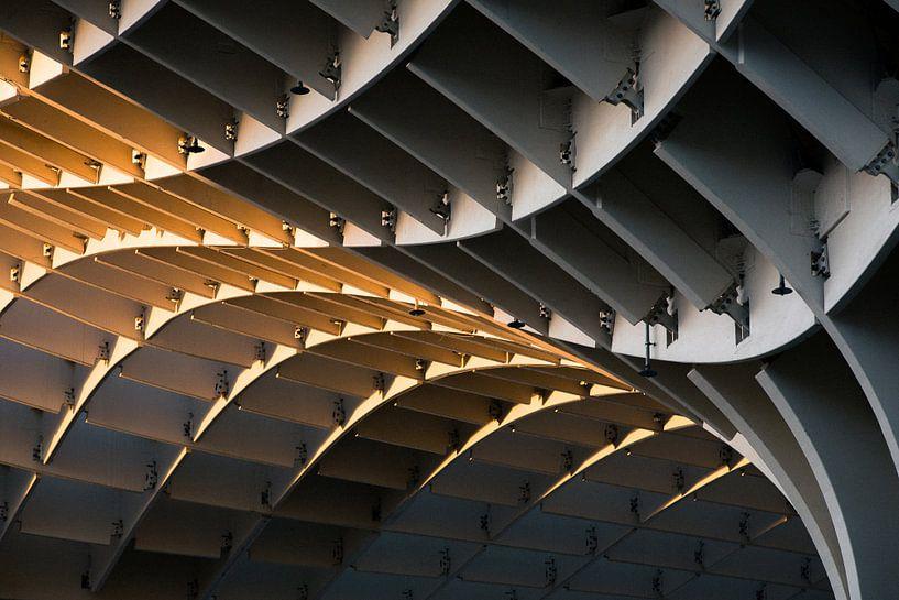 Metropol Parasol, Sevilla van Martijn Smeets