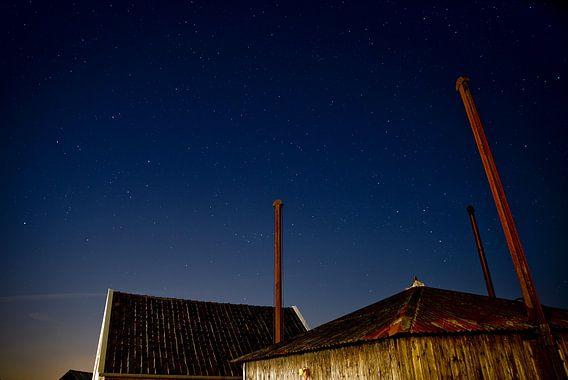 sterrenhemel van Mariska Hofman