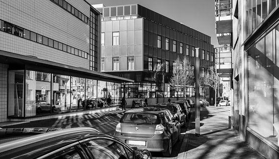 Heerlen, Dr. Poelsstraat sur Leo Langen
