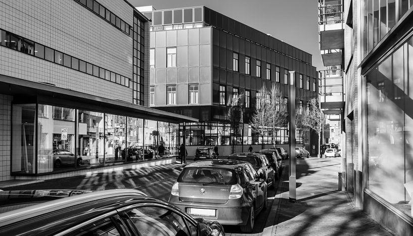 Heerlen, Dr. Poelsstraat von Leo Langen