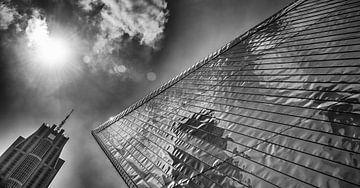 Rotterdam-Centraal NS station van Rob Wareman Fotografie