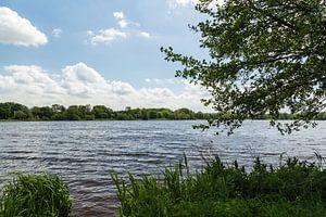 Vechtesee (Vechtmeer) bij Nordhorn, Duitsland