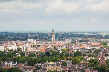 View on Groningen von