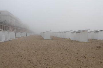 Ostende im Nebel von