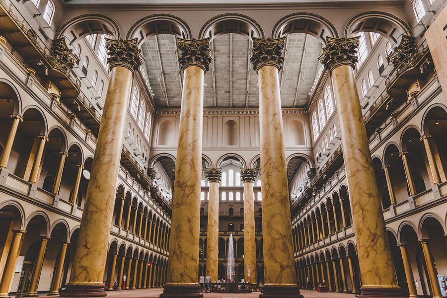National Building Museum van Yannick Karnas