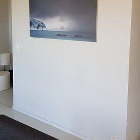 Kundenfoto: Haukland beach von Nando Harmsen