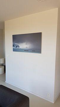 Kundenfoto: Het strand van Haukland von Nando Harmsen