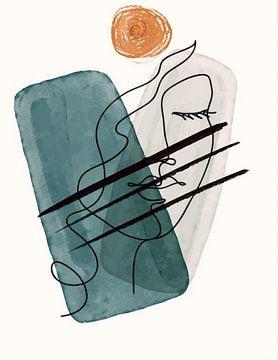 Strichgrafik. Passion von Rudy & Gisela Schlechter