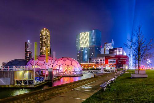 Het Drijvend Paviljoen Rotterdam Rijnhaven
