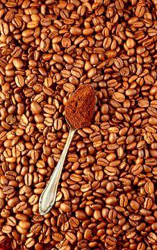 Koffiebonen van Thomas Jäger