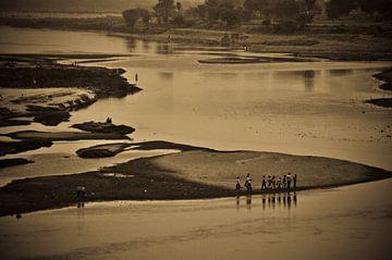 Ganges von Christian Poels