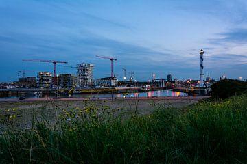 City under construction by Versluys van Wim Byl