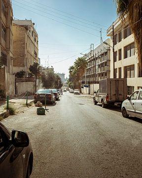 Jordaniens Straßen von Anne Vermeer