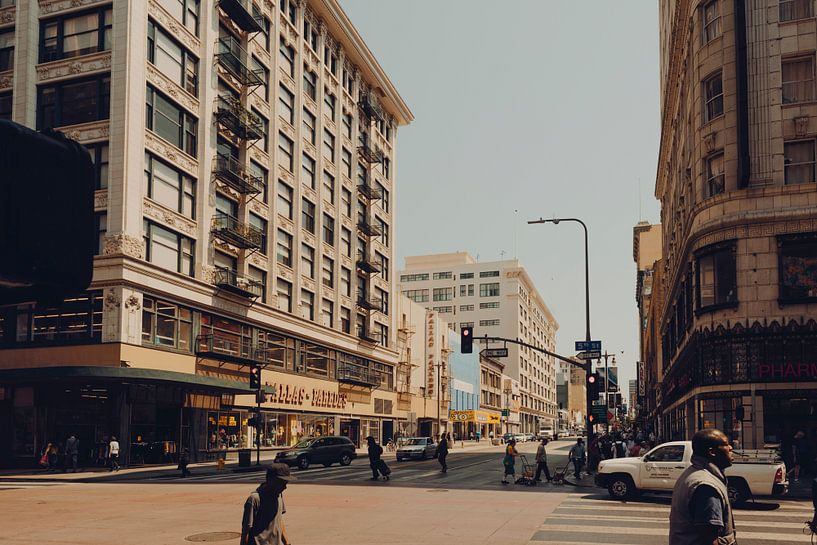 Downtown LA III van Pascal Deckarm
