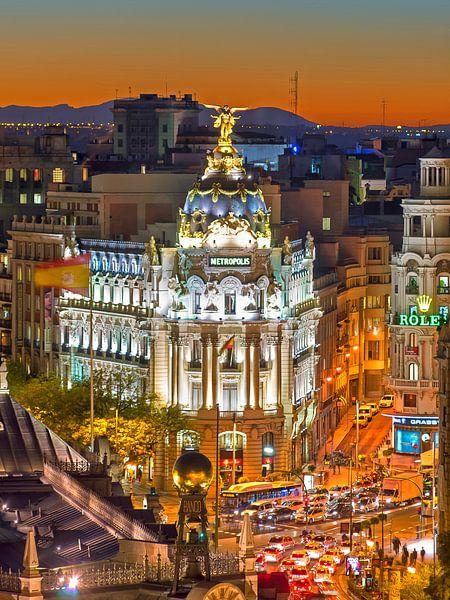 De Metropolis Seguros in Madrid