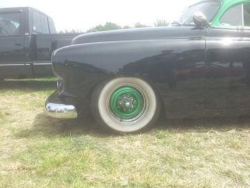 American Custom Car Oldtimer van Renaat Q