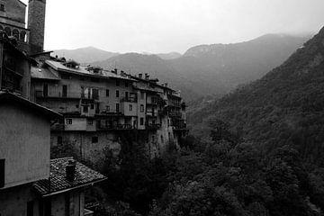 Italiaans dorp von Thijs Schouten