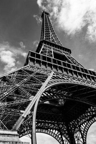 Eiffeltoren in perspectief