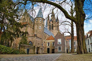 Malerisches Delft von Harry Hadders