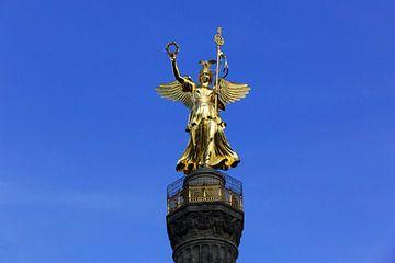 Die Goldelse auf der Berliner Siegessäule