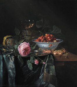 Pronk-Stillleben, Pieter de Ring