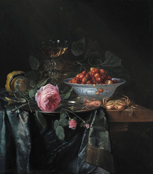 Pronk-Stillleben, Pieter de Ring von Meesterlijcke Meesters