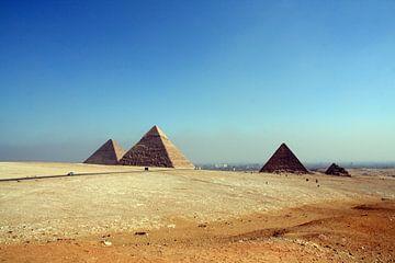 Pyramide sur Anita Vromans