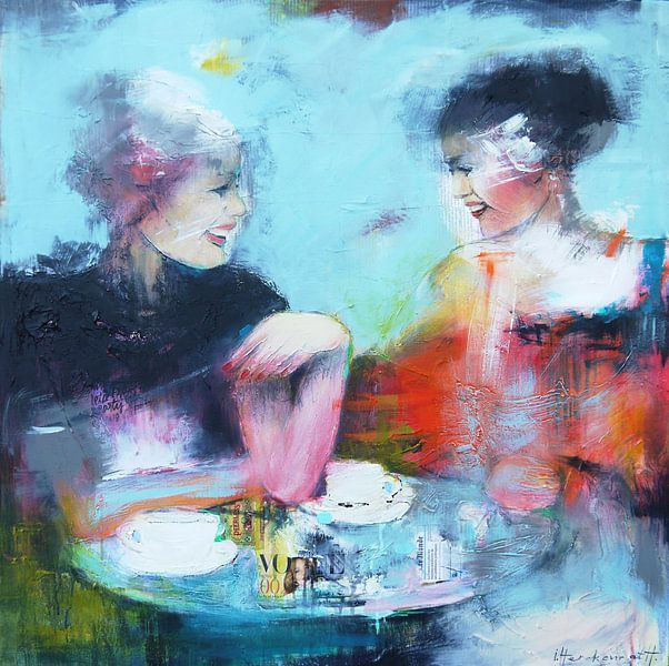 Friends van Atelier Paint-Ing