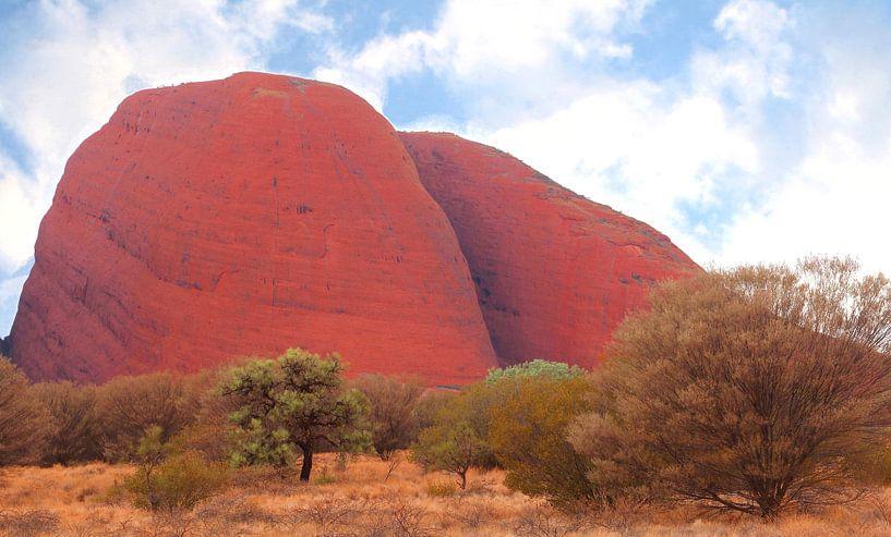 Kata Tjuta, Australië van Inge Hogenbijl