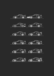 Porsche 911 GT2 - GT3 Entwicklung