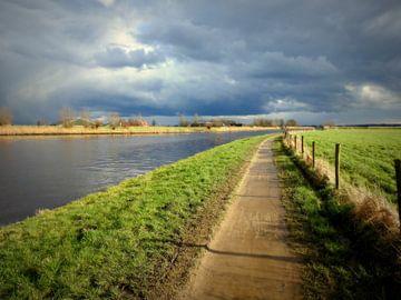 landschap van Anita van Gendt