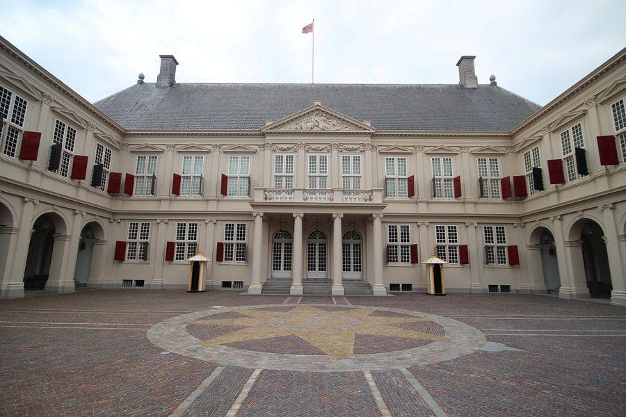 Paleis Noordeinde in Den Haag van André Muller