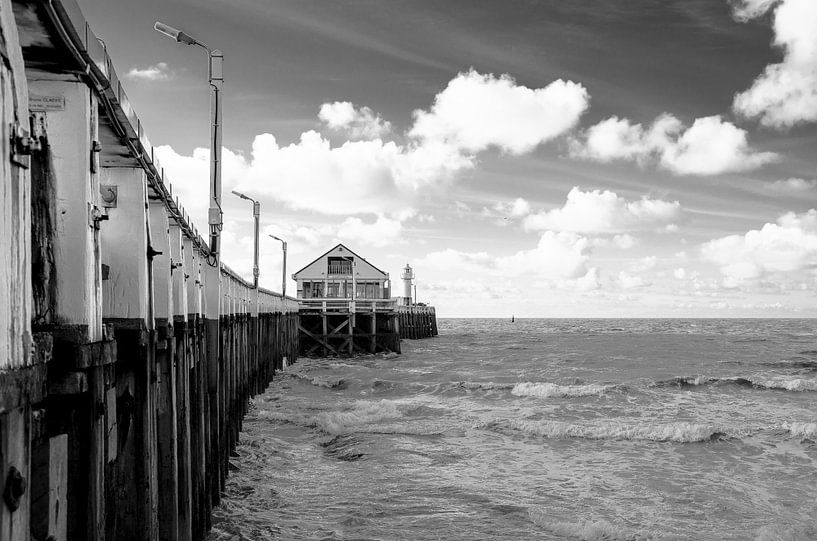 The sea house van Photography by Karim