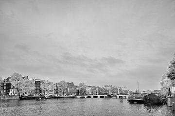 De Magere Brug – Amsterdam van Tony Buijse