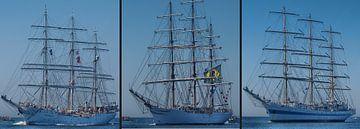 drei Vollschiffe