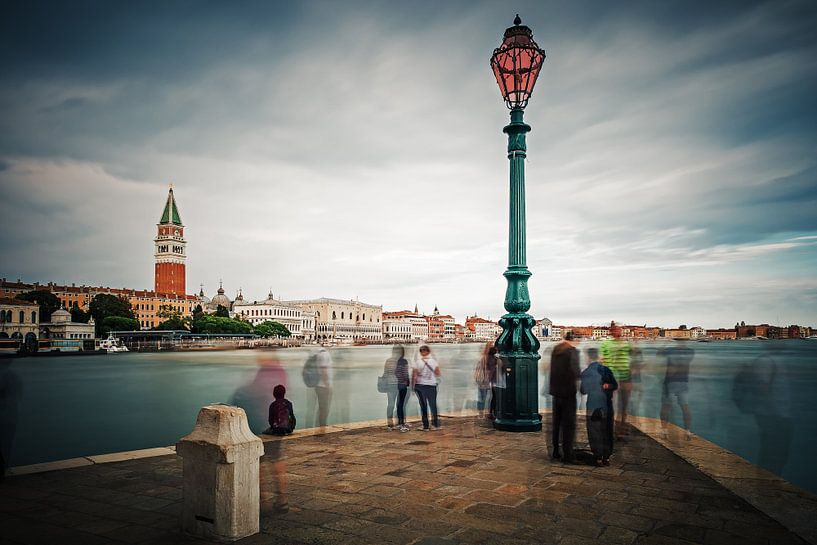 Venice - Punta della Dogana van Alexander Voss