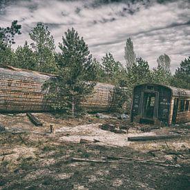 Train 1 de Tchernobyl sur Kirsten Scholten